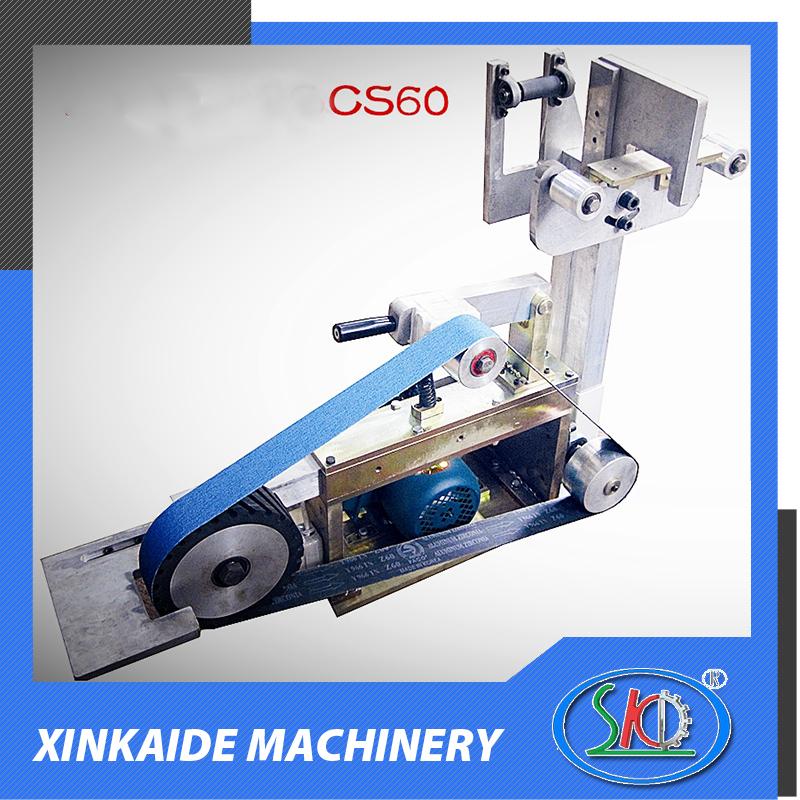 Hot Sale China Supplier Industrial Cs60 Abrasive Belt Grinder ...