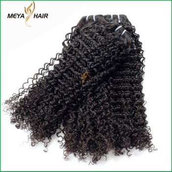 Wholesale raw crochet human braids hair extension 8a remy virgin ...