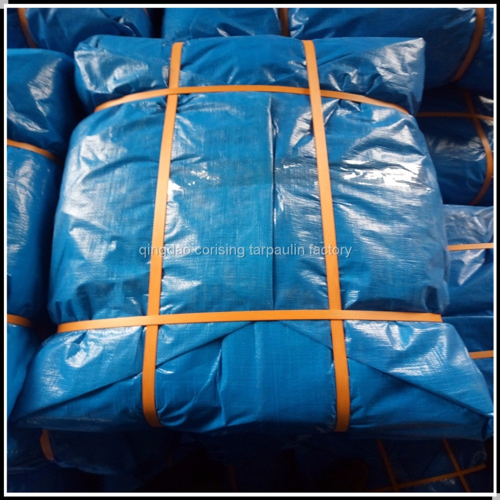 China Factory HDPE Woven Laminated Tarpaulin Bale