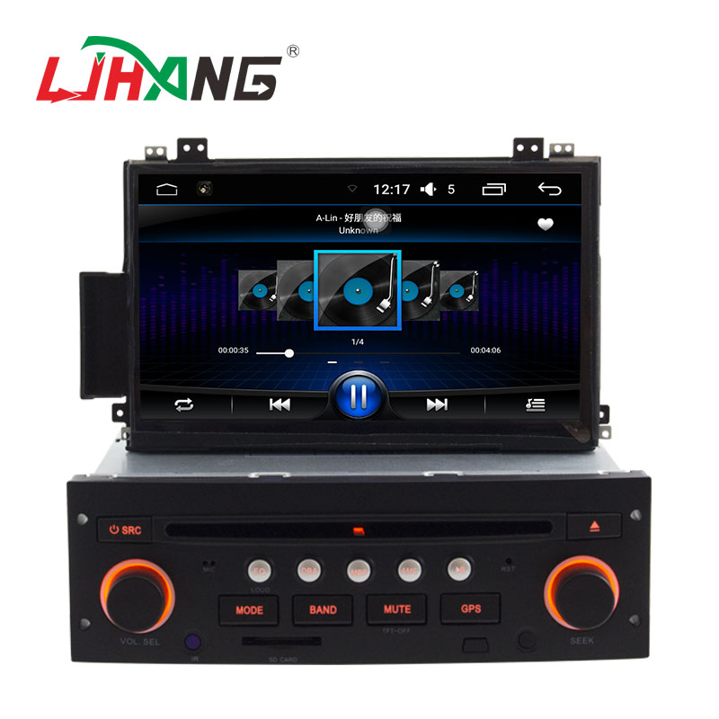 Android 6.0 Car Radio DVD Palyer for CITROEN C5 Mirror link Video AUX-IN Map GPS Navigation Stereo