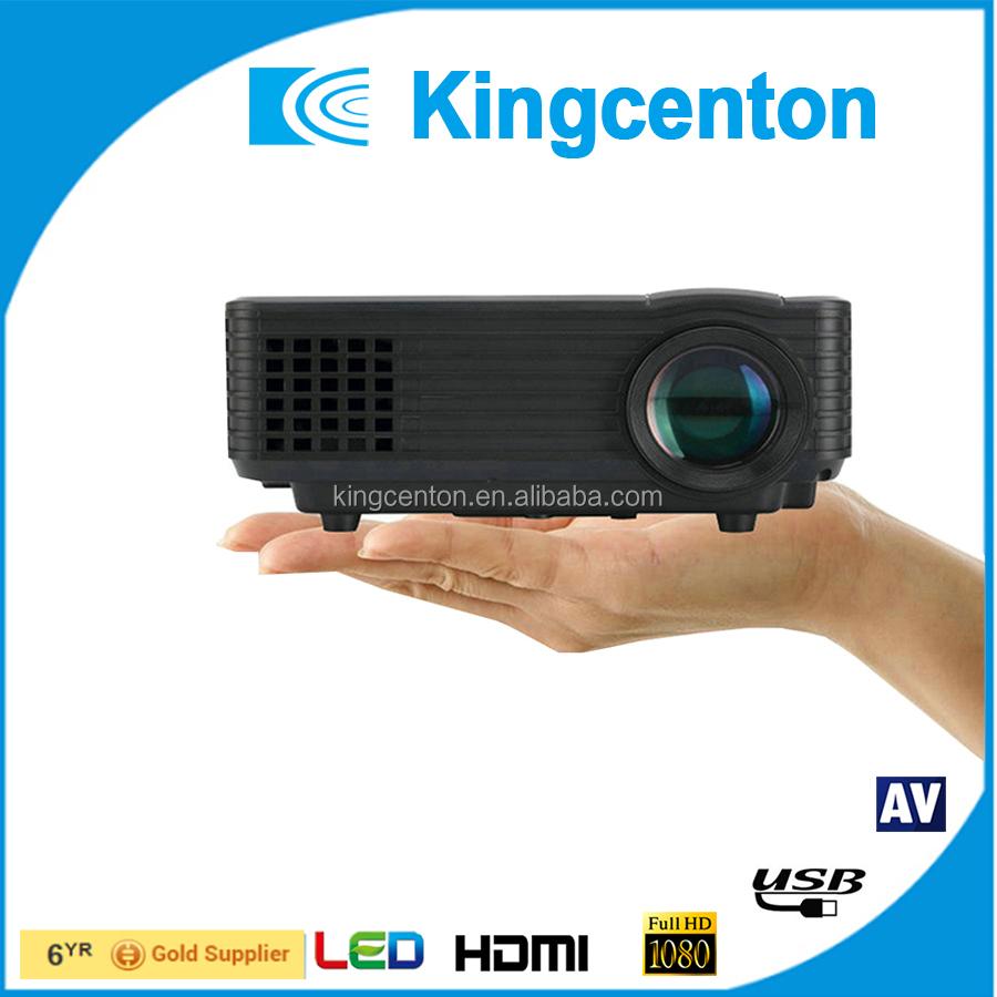 big factory projector for tablet pc computer usb projector with ansi 100lumen