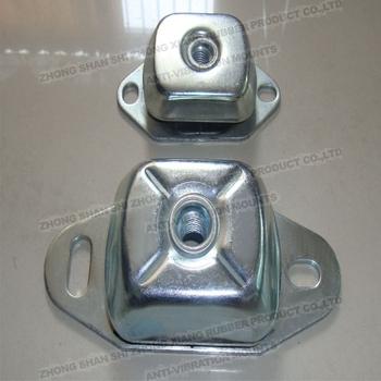Engine vibration damper marine vibration rubber damper for Vibration dampening motor mounts