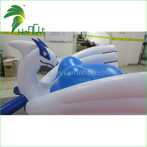 Hot Sale 4M Inflatable Lugia With SPH InflatableAnimal Toys For Sale From Hongyi