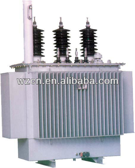 three phase oil immersed electrical 35kv oil transformer 400v power transformer 1000 kva 22kv