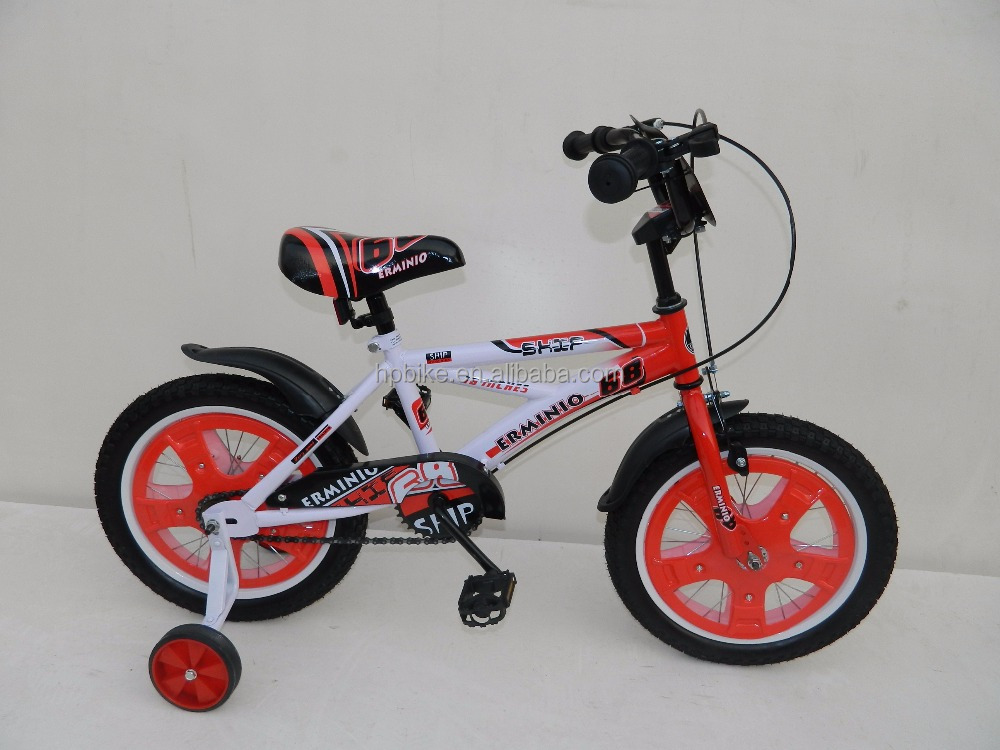 Children Bicycle for 10 Years Old Child / 12 Inch Wheel Kid Bike