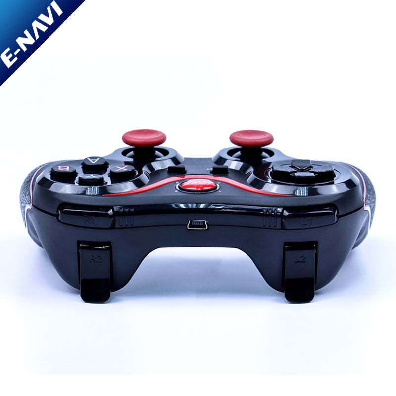 Wholesale Wireless Game Controller 2.4Ghz Vibration Game Pad Recharging Joystick for Mobile Phone Computer and TV Box