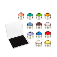 New Products 12 Piece Set of Magnetic Wine Charms