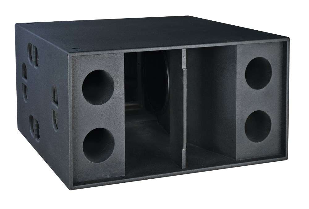 subwoofer 18 inch \amplifier module \ dj bass speakers \empty ...