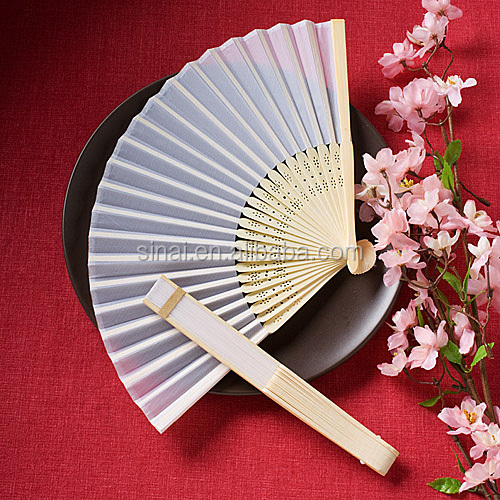 Sell Well Gift Fan / Souvenir Fan / Wedding Paper Fan