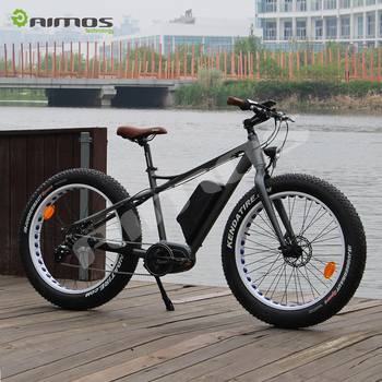 Bafang Ultra Mid Drive 48v 1000w Full Suspension Electric Mountain Bike E Mtb