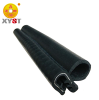 Sound resistant EPDM waterproof rubber gasket for aluminium windows