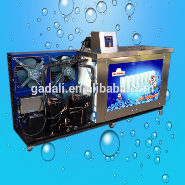 Hot sale 3.5kw ice block maker, block freezer shaved ice, containerized ice block machine