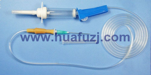 infusion giving set