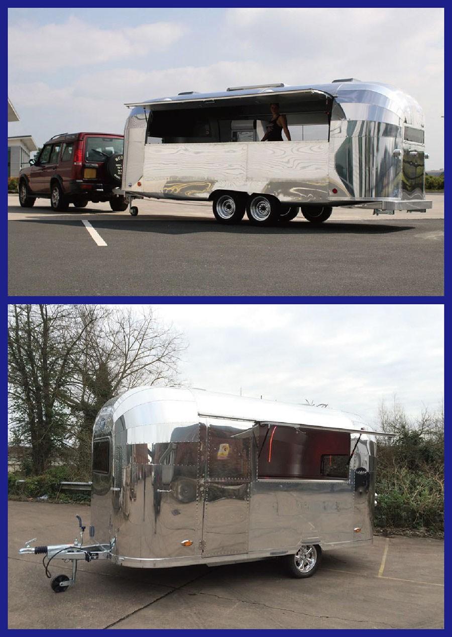 Calle Comida Triciclo Caravana/teppanyaki Alimentos Kiosk/móvil ...