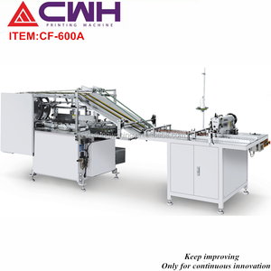 Cheap items to sell paper folding machine industrial sewing machine