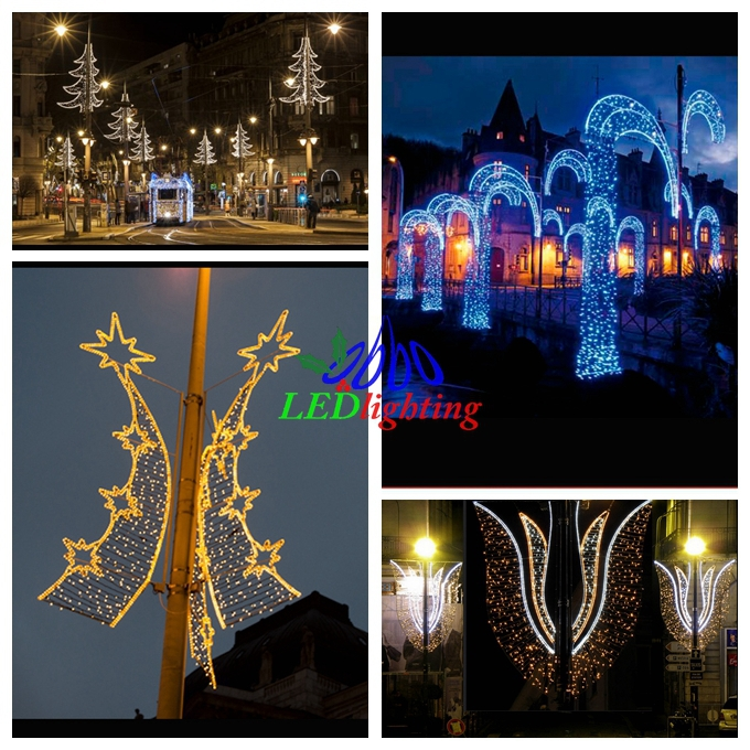 New China Products For Sale Festive Street Light Pole Decorative ...