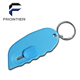 Custom Logo Plastic Colorful Retractable Safety Carton Box Cutter Knife