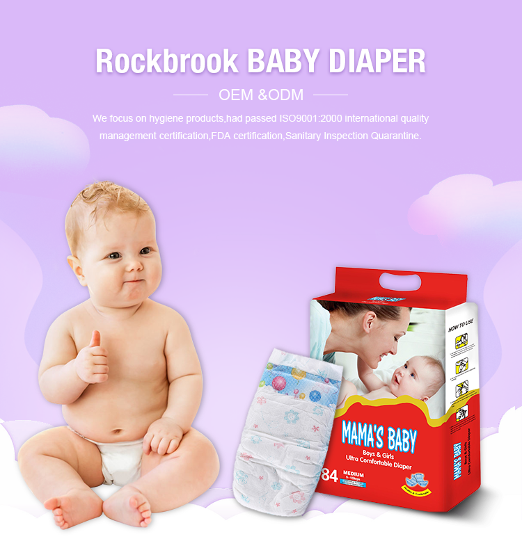 SGS Approved High Quality Ecology Infants Baby Diapers China Sale Manufacturers Looking for Indonesia Zambia Agent