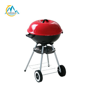 Big Charcoal BBQ Grill For Promotion