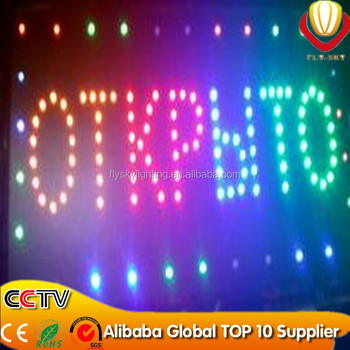 Lower Price Outdoor Led Digital Sign Board Super Bright & Eye ...