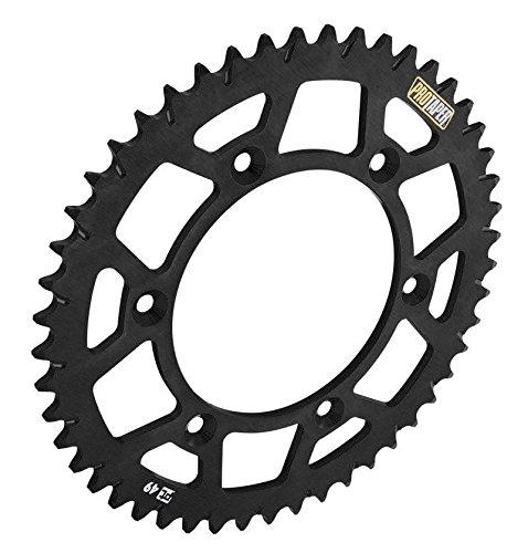 ProTaper 033286 Race Spec Aluminum Rear Sprocket - Black - 42T, Sprocket Position: Rear, Sprocket Teeth: 42, Color: Black, Material: Aluminum, Sprocket Size: 520