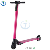 Made in China Hot on Guangzhou Canton fair with high quality lightest weight goped scooter