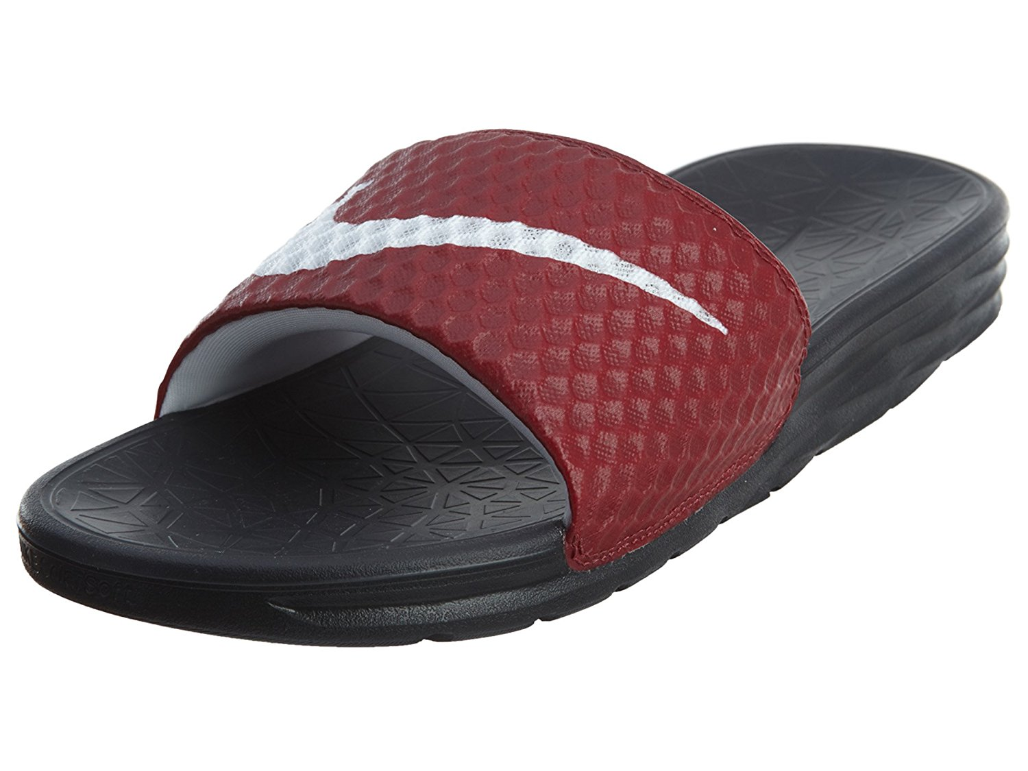 29aac7304 Nike Men s Benassi Solarsoft Slide