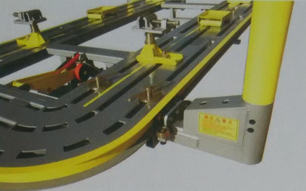 Einseitig Kippen Hydraulischen Karosserie Rahmen Maschine - Buy ...