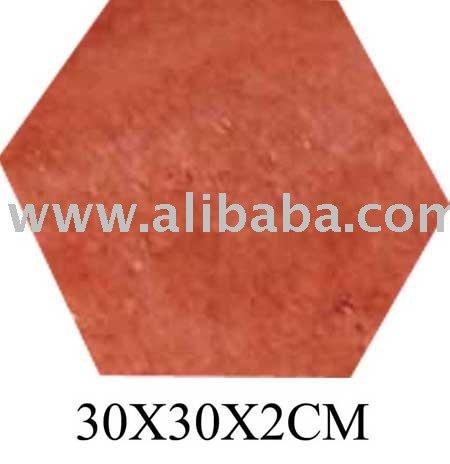 Hand Made Terracotta Clay Tiles