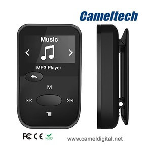 Portable Blue-tooth 4.0 mini clip MP3 player download hindi movie songs MP3 free