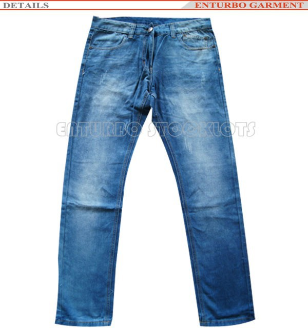 New Design in stock readymade mens denim jeans