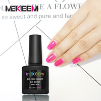 Mekeem Provide Hot Selling Soak Off Gel Polish Nail Kit