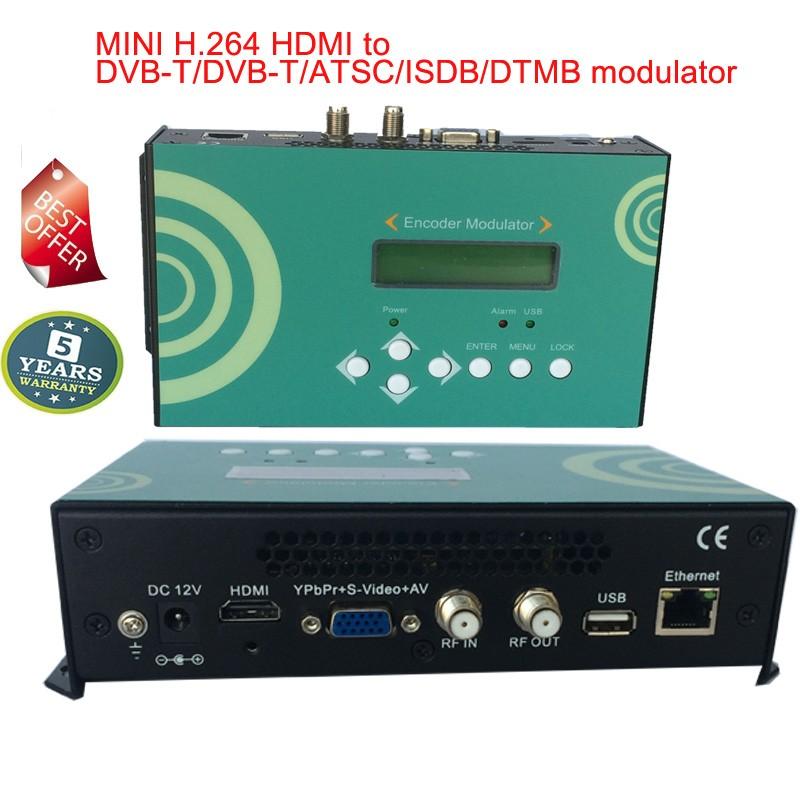 Mini Hot Sale Hd Audio Video Rf Modulator For Hotel Hospital ...