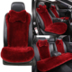 Customized Car Seat Cover for Auto Seat with Australia Sheepskin
