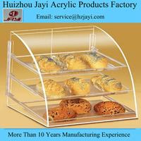 Top Sale Clear Wholesale Acrylic Cupcake Box/Cupcake Box