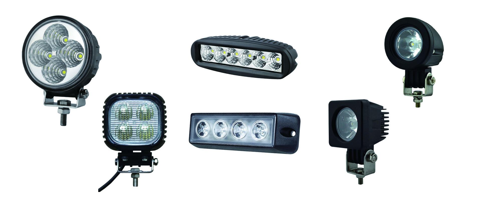 """3//4/"""" Mini Blue LED Light Hot Spot Truck Trailer RV Accent Marker Light"""