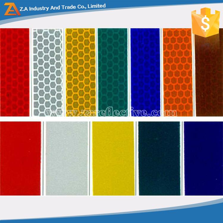 Printable Honeycomb Reflector Sticker Reflective Sticker