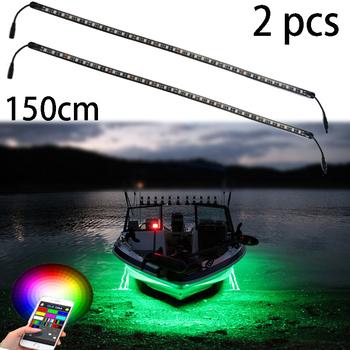 Boat Marine Internal External Accent Lighting Million Color Led Light Kit For Yacht Pontoon Supra Tracker Bayliner