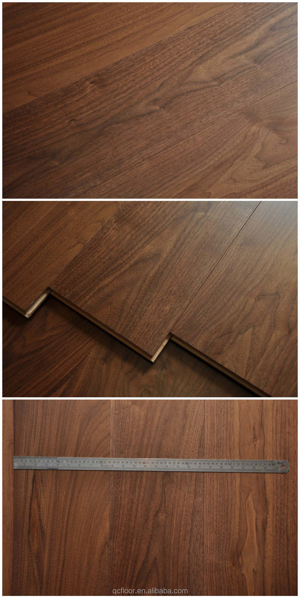 Big Plank Walnut Floor Tile Wood Price Parquet Wood