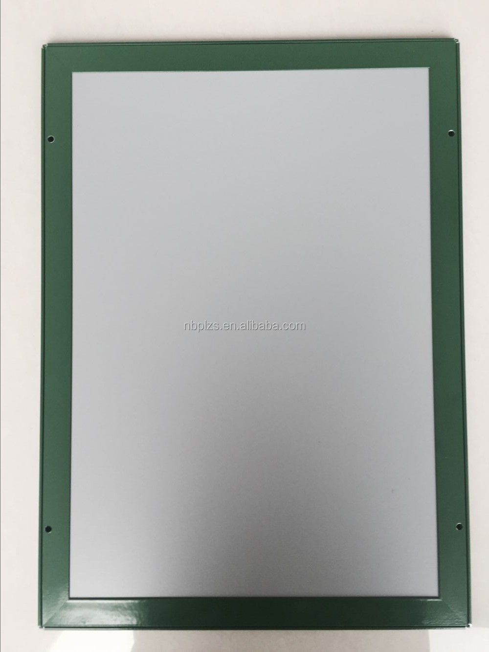 A4 Moss Green Poster Snap Frames 25mm