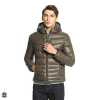 T-MJ509 Guangzhou Wholesale Clothing Men Winter Warm Bomber Down Jacket