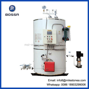 Lss Vertical Type Of Oil And Gas Fired Steam Boiler - Buy Steam ...
