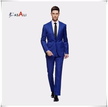 2016 Fashion Tailor Suits For Men,Royalblue Design Suits For Men ...