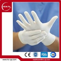 pvc working glove surgical safety disposable medical glove top vinyl medical glove