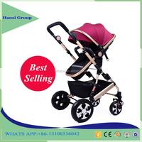 Best Selling European style Big Wheel travel system Baby Stroller 3-in--1 with EN1888 Certificate