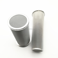 Mason Jar Cold Brew Infuser Filter Coffee and Tea Maker 304 Stainless Steel 150 Micron Mesh Fits All Large Mouth Jars