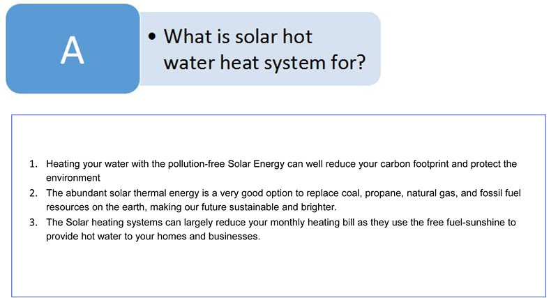 SHe-AO  TOP 10 Best Price  China Sell Solar Swimming Pool Heater Pool Heating Project Engineering Solar Collecter