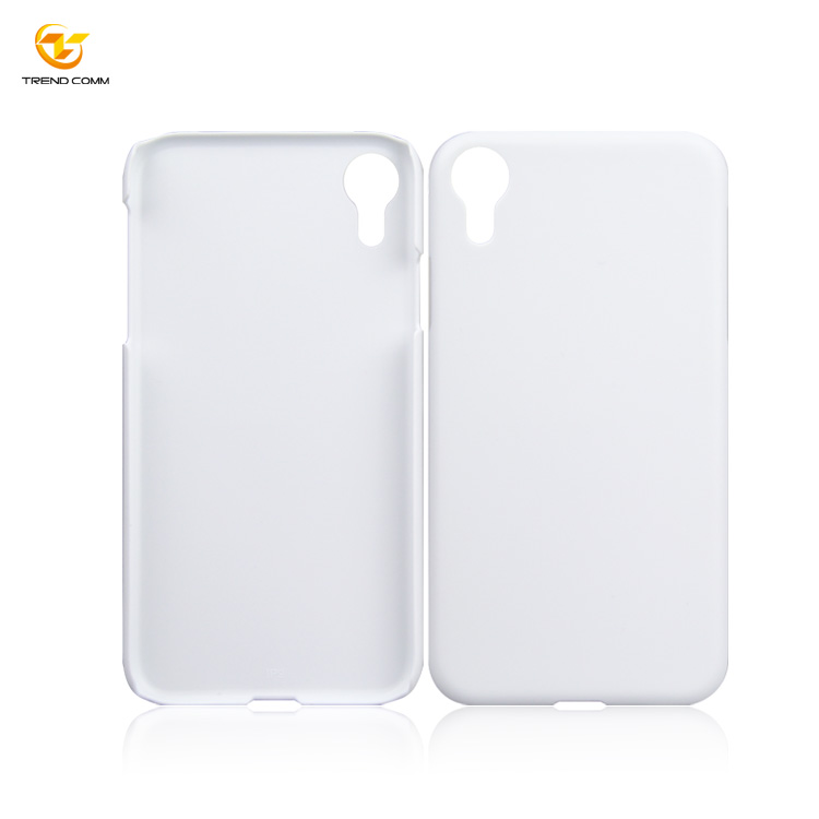 New design 3D Sublimation Phone Case Mold For iphone XR