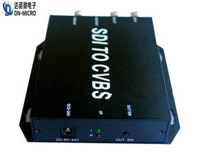 Low Price composite video to 3g sdi converter