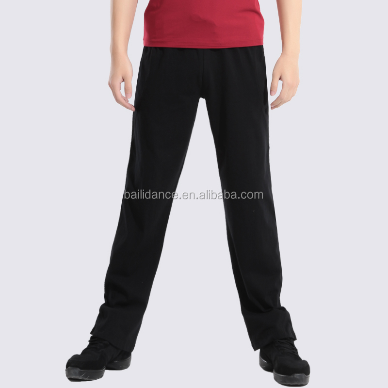D035011 Dttrol dance straight long trousers for adult